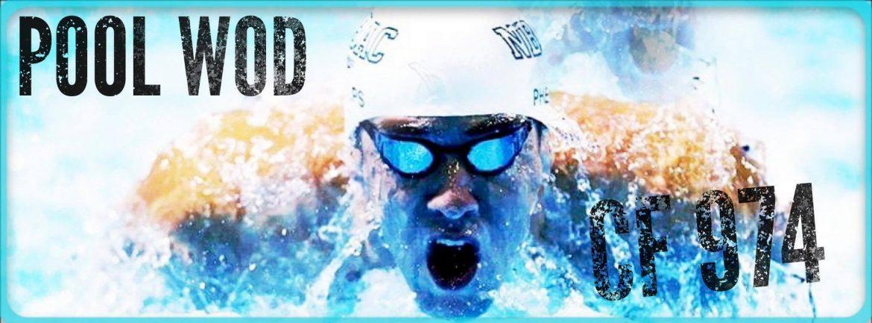 Le 28 Septembre CrossFit 974 organise un nouveau Pool Wod !